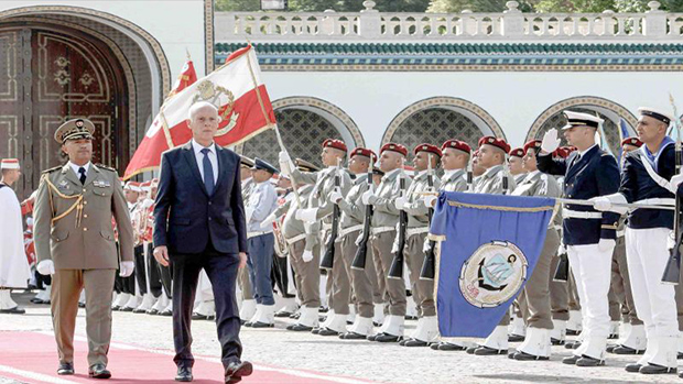 President of the Republic of Tunisia: Commander-in-Chief of all Armed Forces or only Military Forces? thumbnail