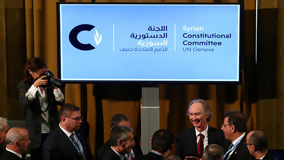 Syria: The Constitutional Committee is No Longer Sufficient thumbnail