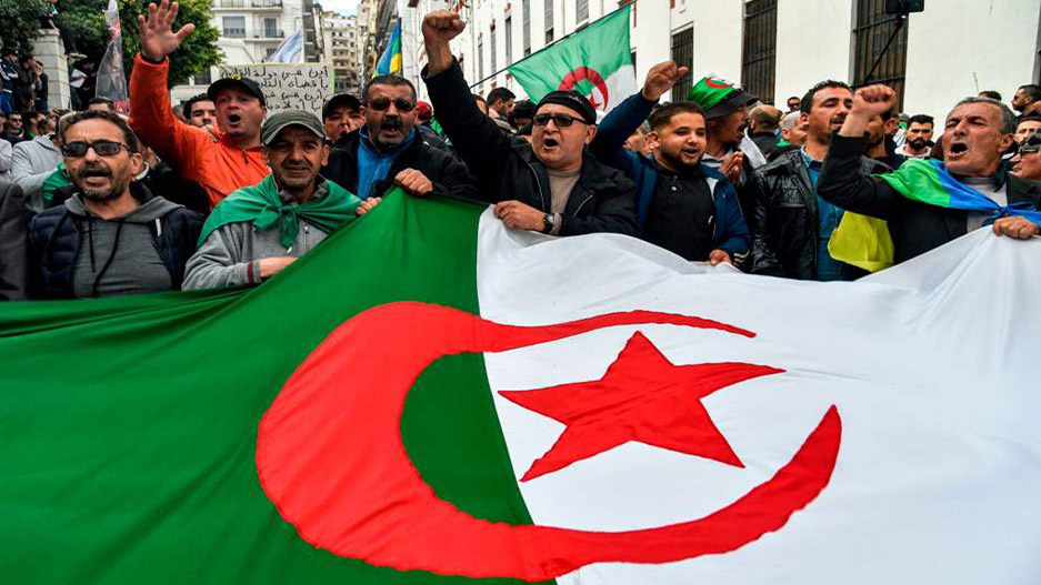 Algeria: New Constitution, Old Balances thumbnail